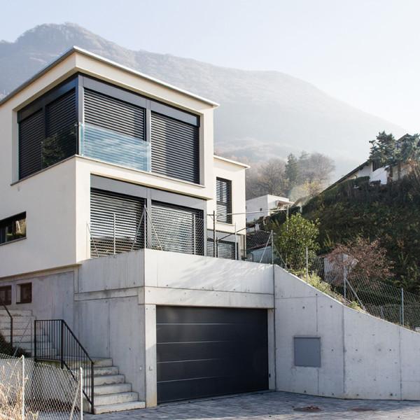 Villa a Davesco