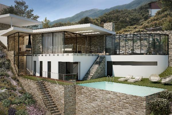 Villa in realizzazione