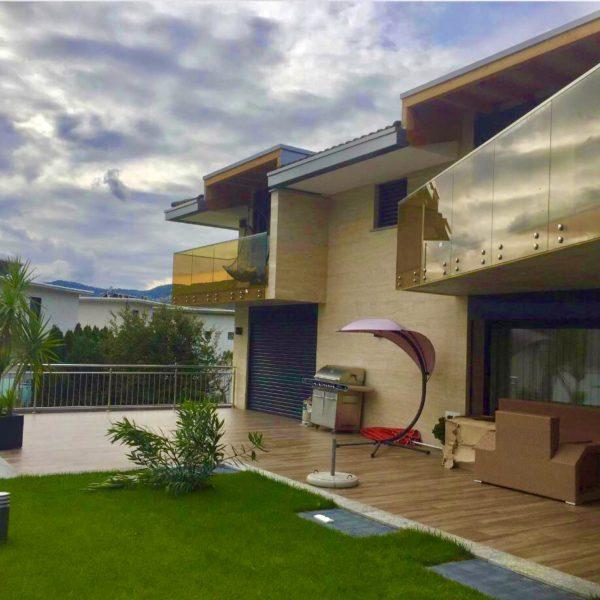 Villa Comano con piscina